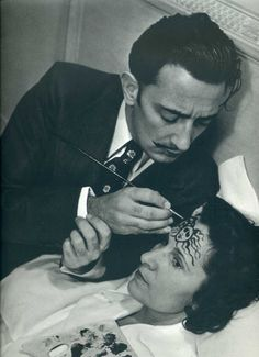 Gala y Dalí